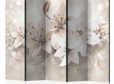 Paraván - Diamond Lilies II [Room Dividers]